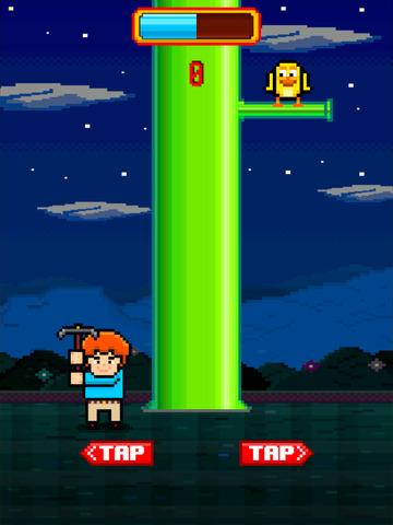 Flappy Timber Chop screenshot 3