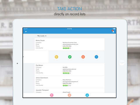 Salesforce screenshot #5