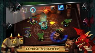 TinyLegends™ Heroes screenshot 2