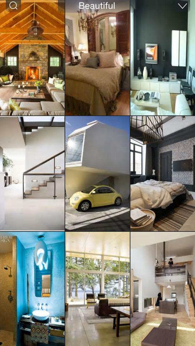 Home Decoration Ideas PRO, Interior Designs Plans screenshot 4