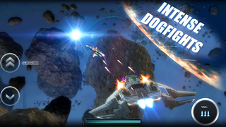 Strike Wing: Raptor Rising screenshot 1