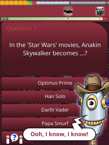 QuizTix: Movies Quiz screenshot 7