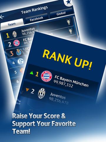 UEFA Champions League PES FLiCK screenshot 8