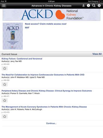 ACKD Journal screenshot 9