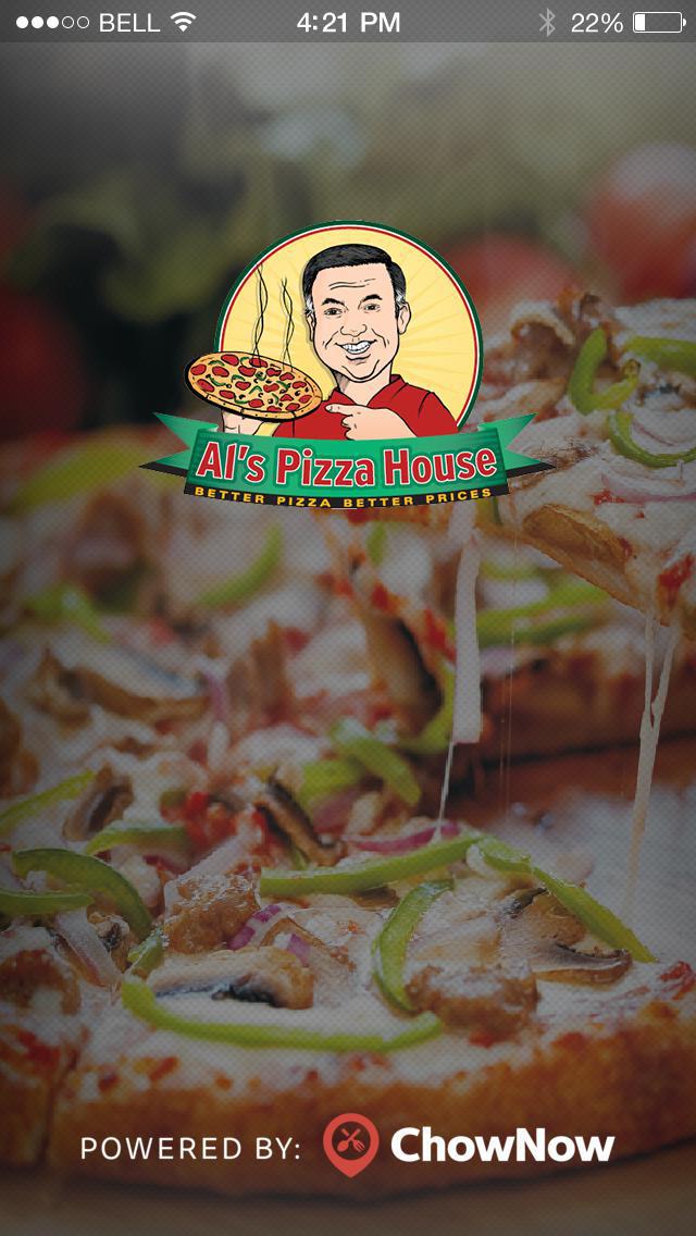 Al's Pizza House screenshot 1
