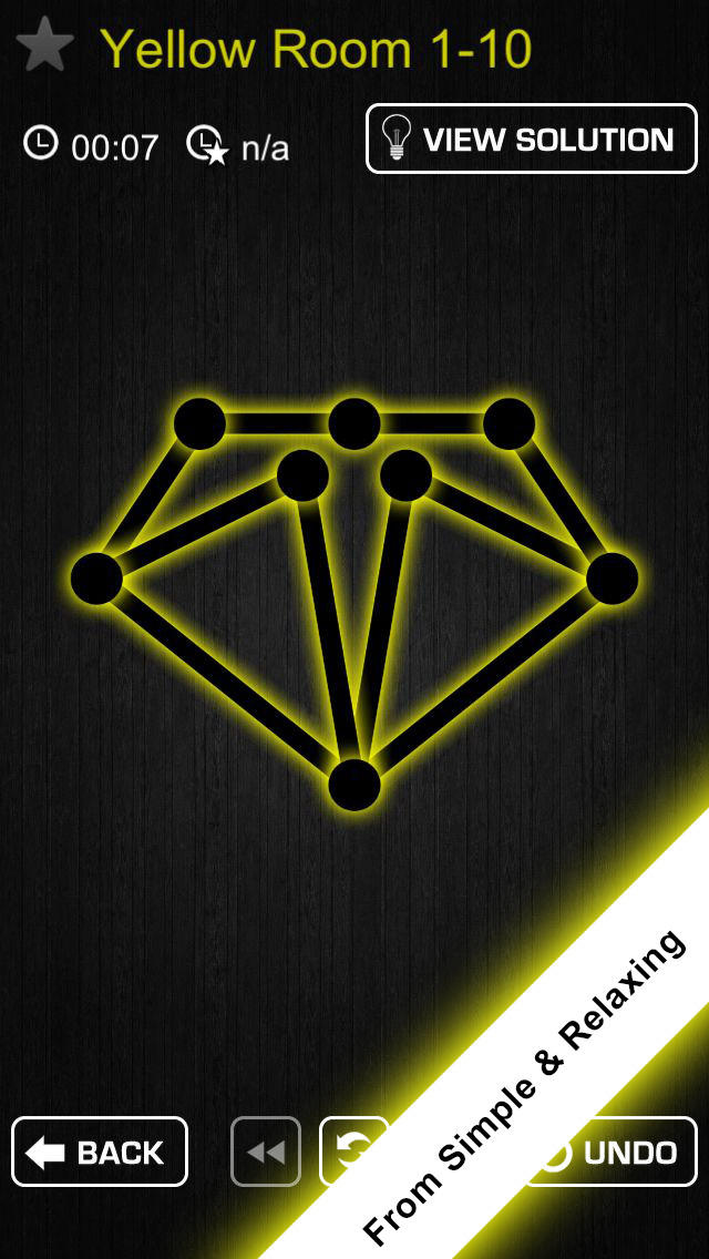 Glow - neon puzzle games screenshot 4