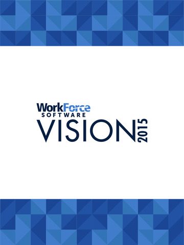 WorkForce Software Vision screenshot 4