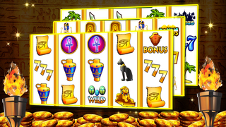 Arcade Slots of Pharaoh Egypt Casino Free screenshot 4
