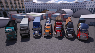 Truck Simulator PRO 2016 screenshot 4