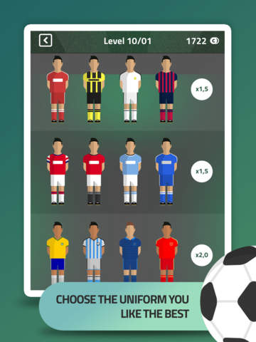 Soccer Players 15 Quiz Manager – guess the football stars and build top eleven fantasy team screenshot 9