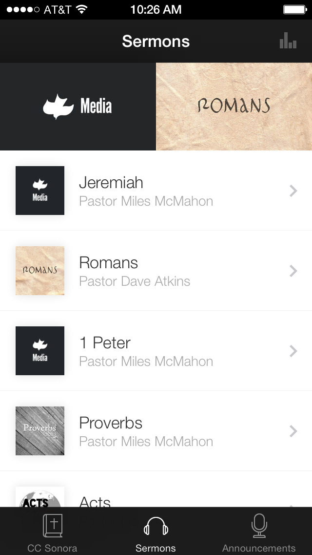 Calvary Chapel Sonora screenshot 1
