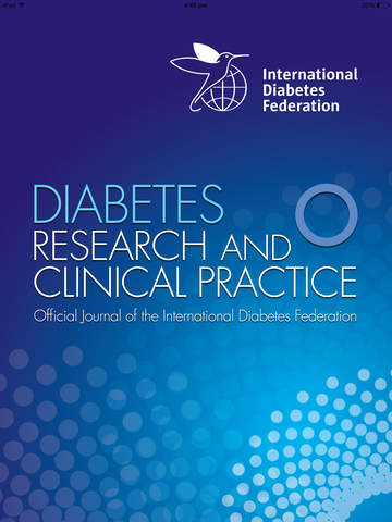 Diabetes Research and Clinical Practice screenshot 6
