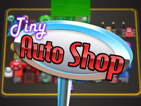 Tiny Auto Shop: Car Stop Baron screenshot #5