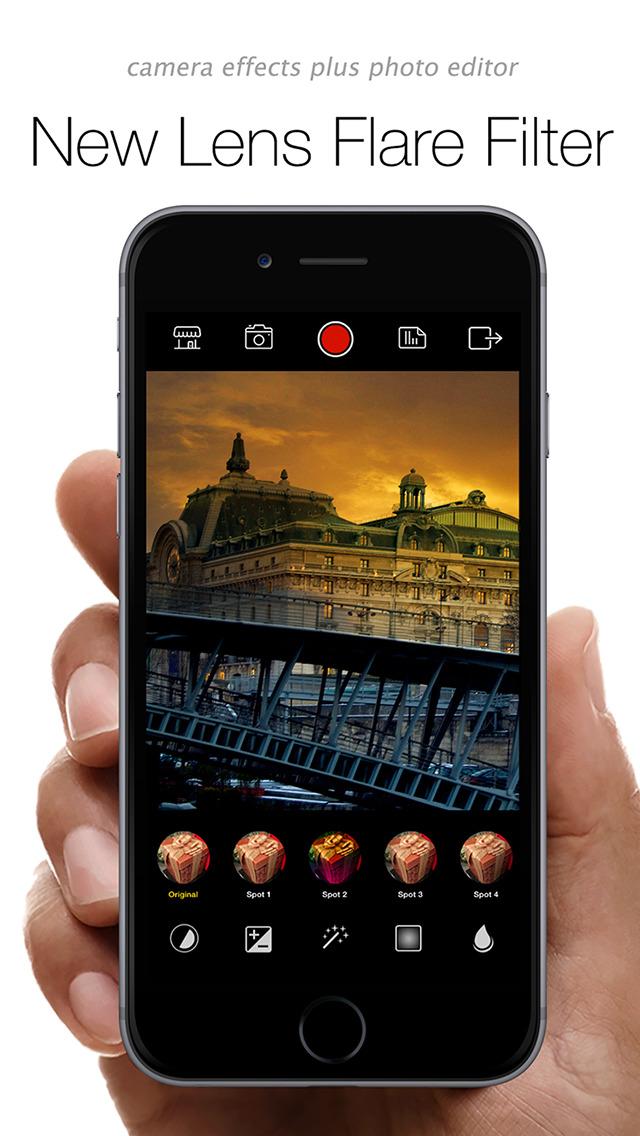 Style Camera - shutter Cam & Art editor ultimate photo-Lab screenshot 5
