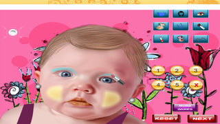 Baby Makeover screenshot 2