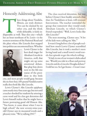 American Road Magazine screenshot 10