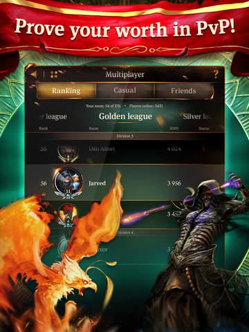 Earthcore: Shattered Elements - Epic Card Battle Game (TCG) screenshot 10