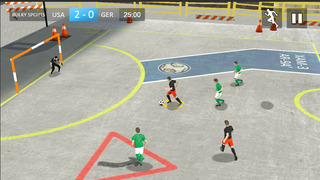 Street Soccer 2015 by BULKY SPORTS [Premium] screenshot 1