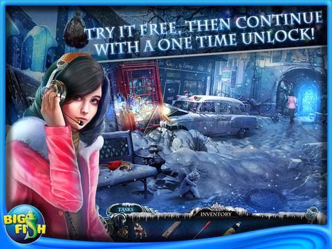 Mystery Trackers: Raincliff's Phantoms HD - A Supernatural Detective Game screenshot 1