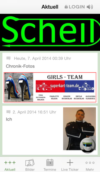 SCHEIL.tv screenshot 1