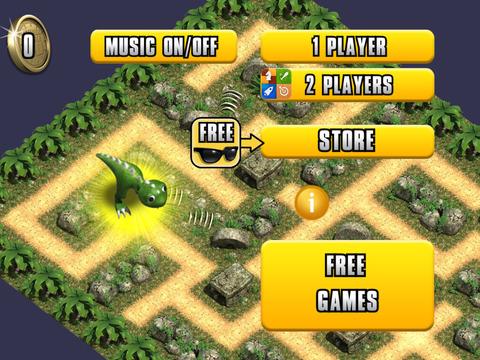 A Survive Alive Dinosaur Maze Challenge screenshot 8
