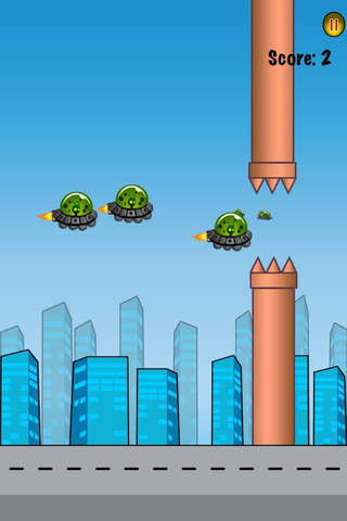 Spaceship Attack Free - náhled