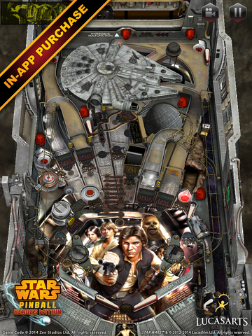 Star Wars™ Pinball 7 screenshot 9