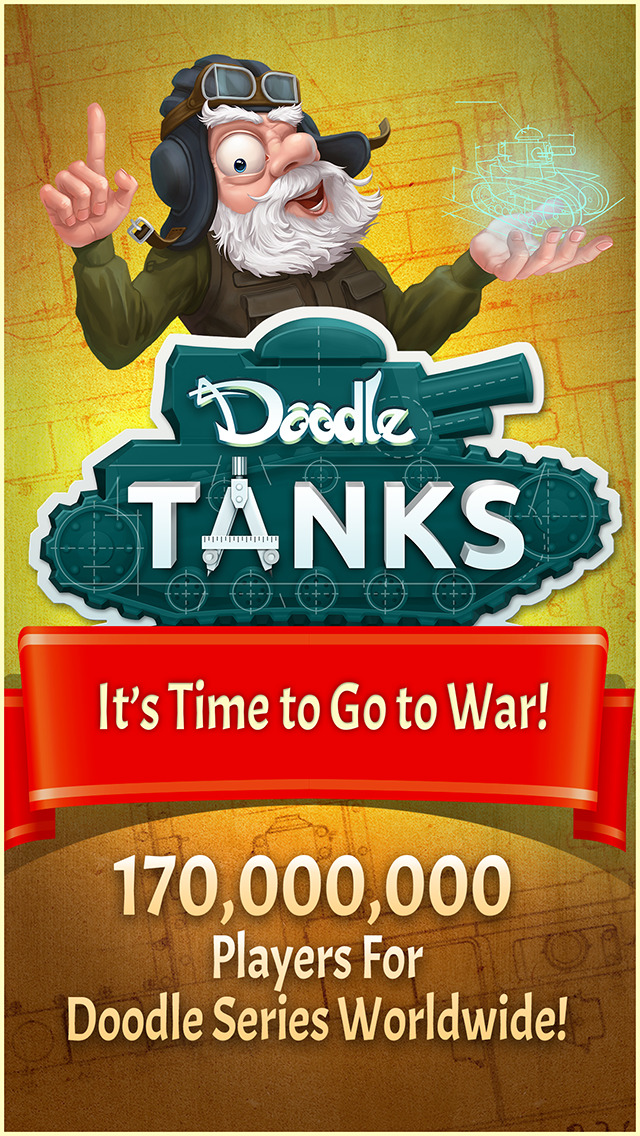Doodle Tanks™ Gears screenshot 1
