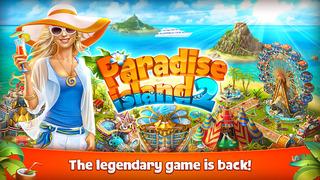 Paradise Island 2: Resort Sim screenshot 1