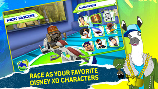 Disney XD Grand Prix screenshot 2