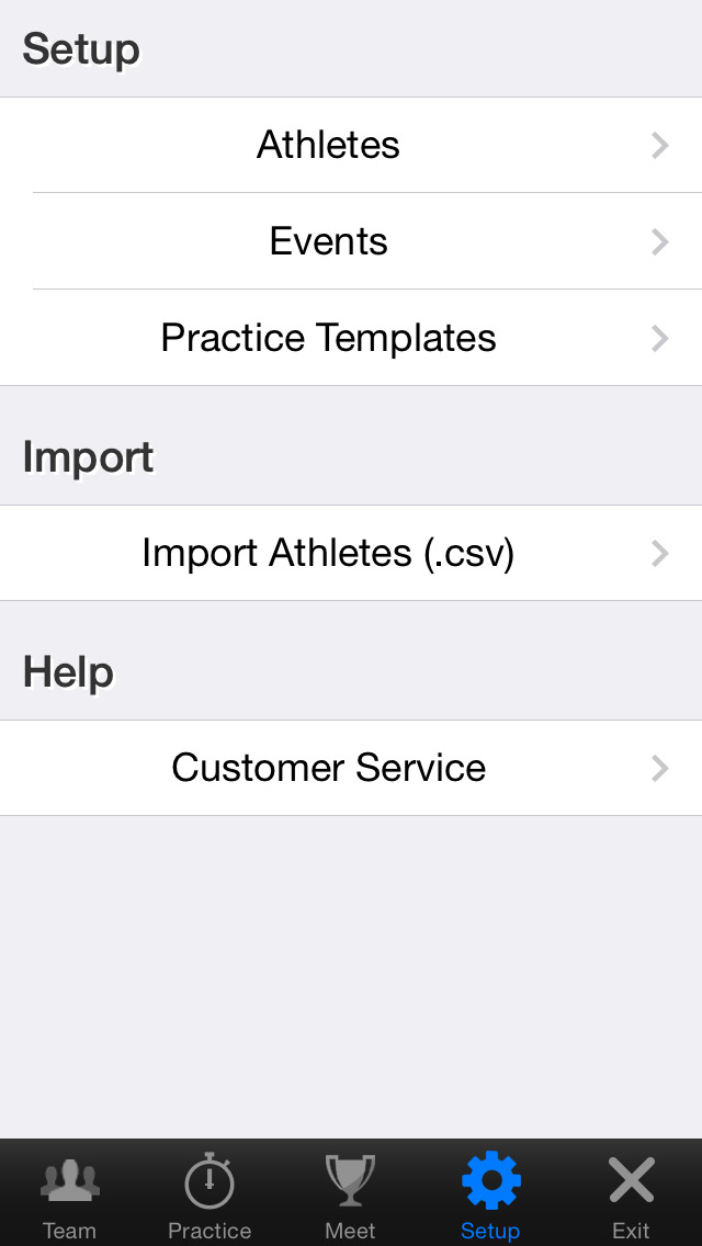 Track Coach Elite screenshot 5