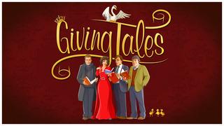 GivingTales - Hans Christian Andersen fairy tales screenshot 1