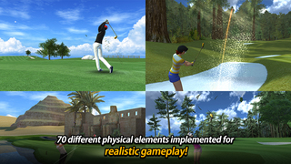 Golf Star™ screenshot 3