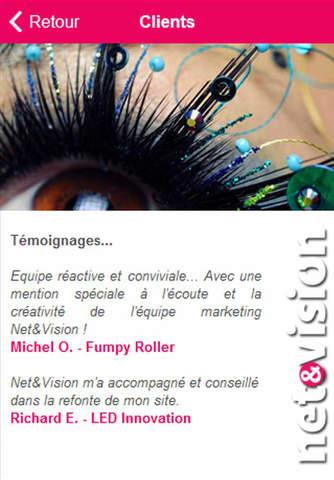 NETVISION - Agence digitale - Metz - náhled