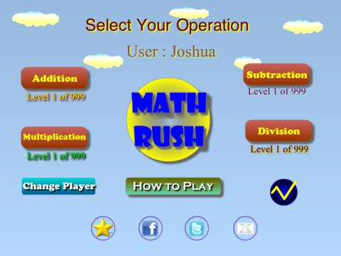 Math Rush Lite screenshot 6