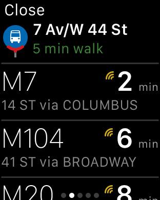 Citymapper Transit Navigation screenshot 9