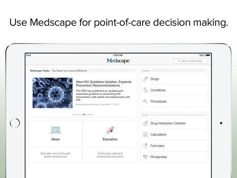 Medscape screenshot 6