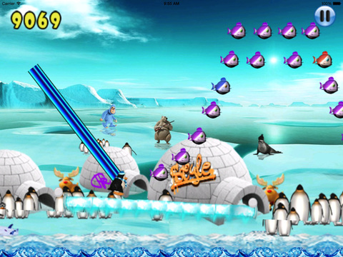 Happy Pinguin Jump PRO : Wourld Tour screenshot 6