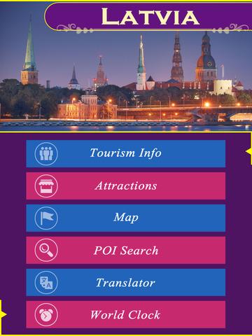Latvia Tourism Guide screenshot 7