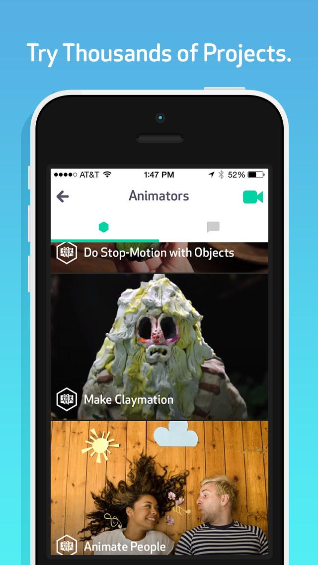 DIY App – Creative Community for Kids screenshot 4