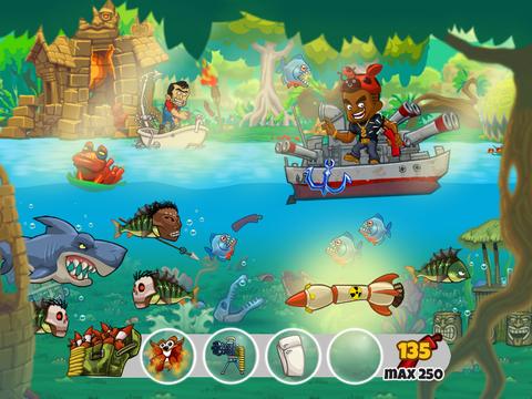 Dynamite Fishing World Games screenshot 9