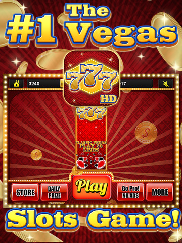 Aces Vegas Strip Casino Slots - Epic Bonus & Prize Wheel Slot Machine Games Free screenshot 6