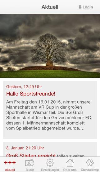 SG Groß Stieten 1951 e.V. screenshot 1