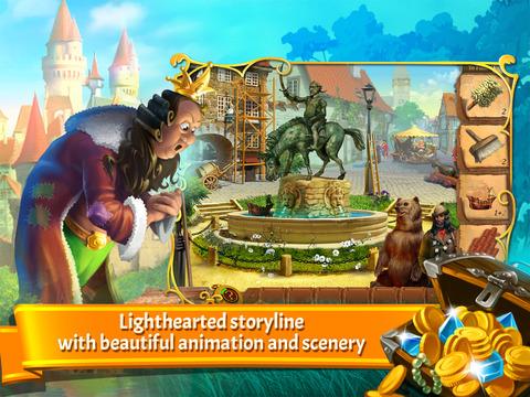 The Surprising Adventures of Munchausen HD screenshot 4