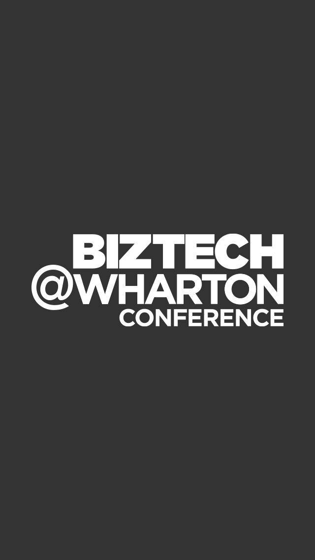 BizTech@Wharton Conference screenshot 1
