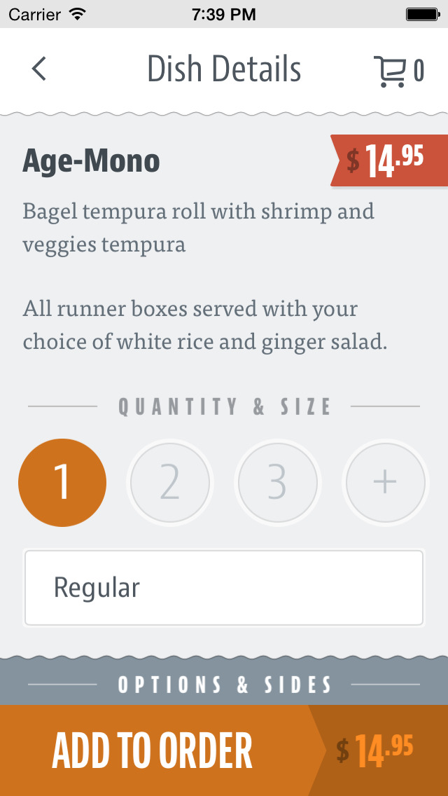 Sushi Runner screenshot 3