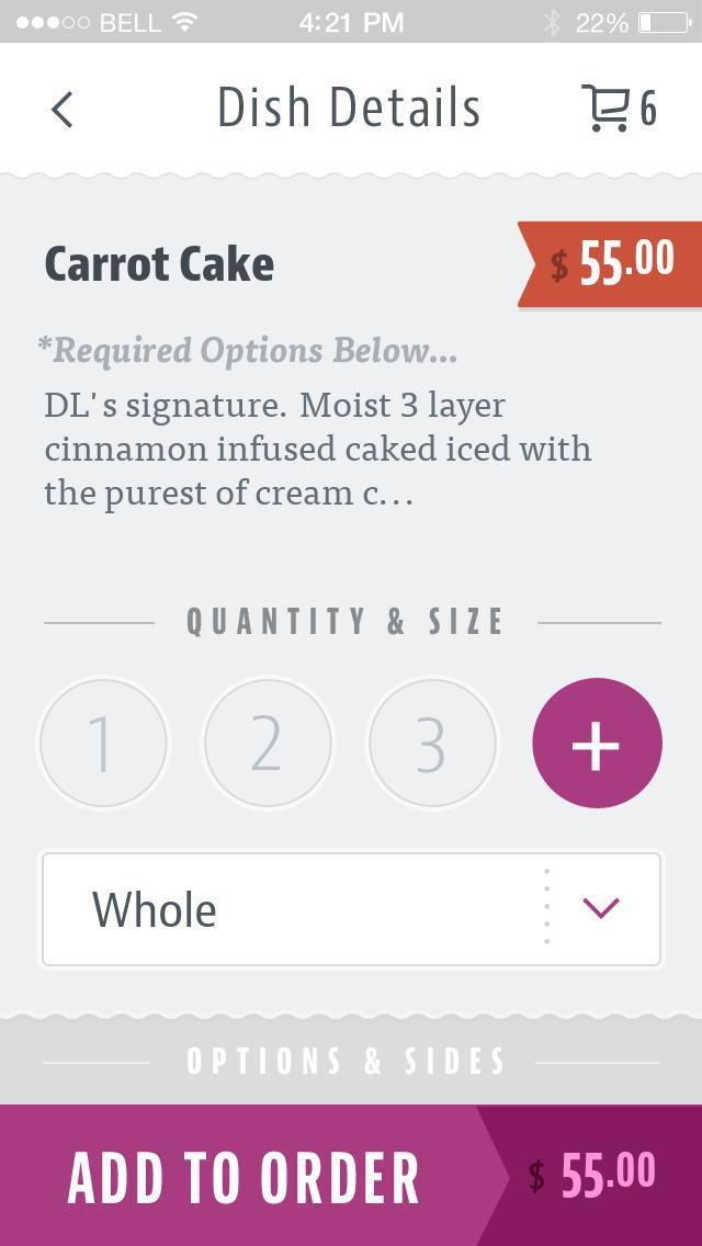 The Dessert Lady screenshot 4