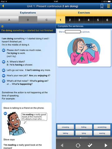 English Grammar in Use – Full screenshot 7