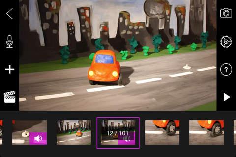 IncrediFlix Animation Studio - náhled