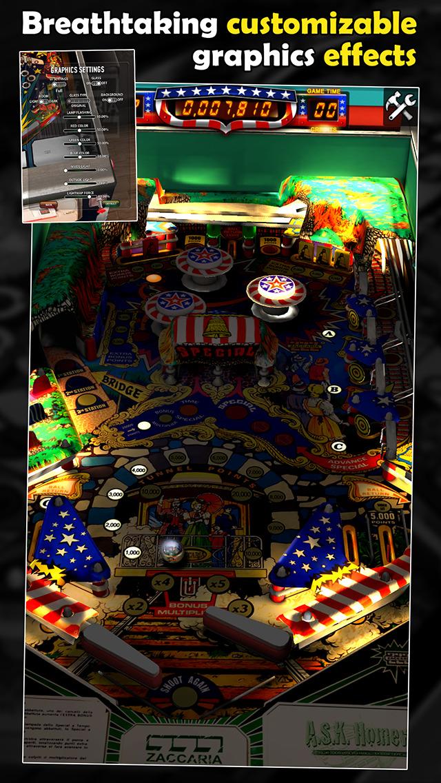 Zaccaria Pinball Master Edition screenshot 4